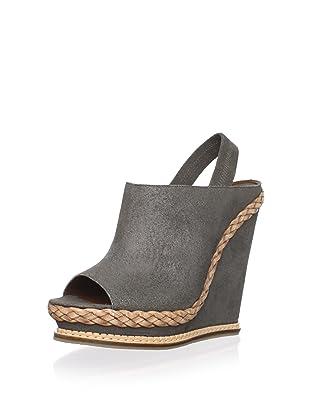 Boutique 9 Women's Georgetta Wedge (Grey)
