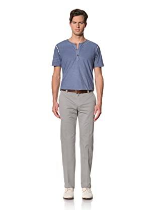 John Varvatos Collection Men's Relaxed Fit Straight Leg Pants (Griffin)