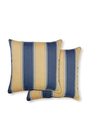 Dakota Set of 2 Ada Stipe Pillows