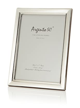 Argento SC Classic Sterling Silver Frame, 5