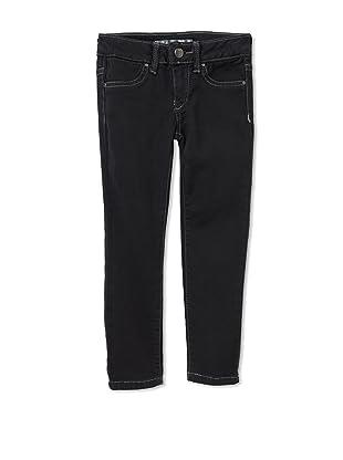 Joe's Jeans Girl's 2-6X Ultra Slim Crop Jegging (Black)