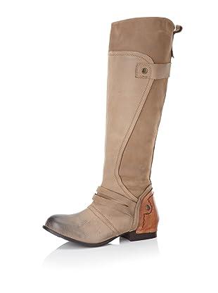 Kelsi Dagger Women's Jayna Tall Riding Boot (Tan)