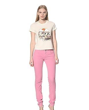 See by Chloé Women's Skinny Corduroys (Pink)