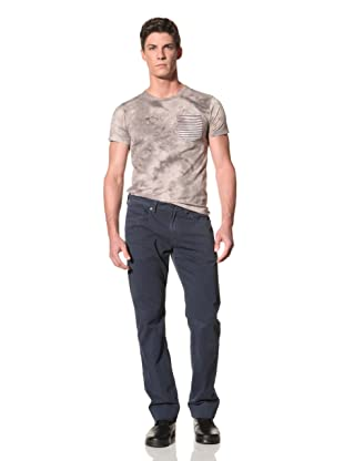 Kasil Workshop Men's Davidson Straight Fit Pants (deep sea)