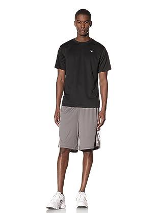 New Balance Men's All Sport Short (Asphalt/White)