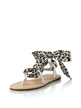 China Doll Girl's Aphrodite Sandal (Toddler/Little Kid/Big Kid) (Leopard)