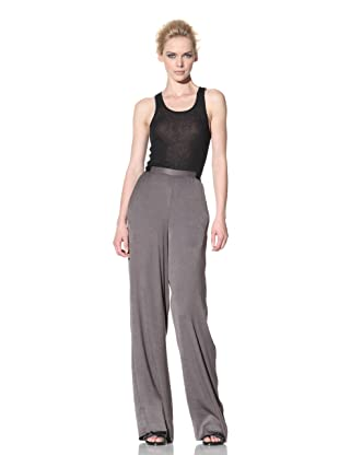 Haider Ackermann Women's Wide Leg Trousers (Vison)