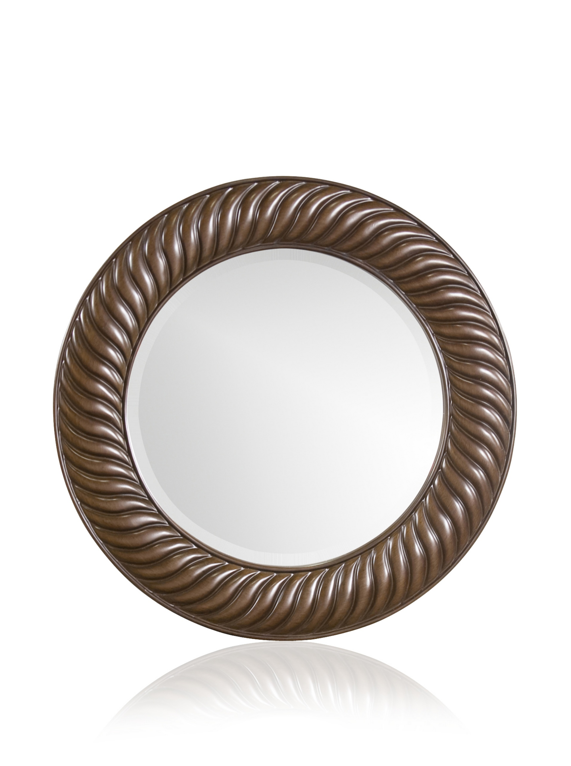 Perry Mirror, Brown