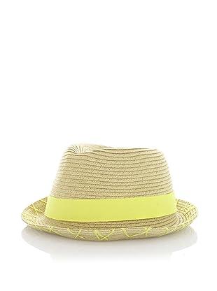 kicokids Boy's Classic Fedora Sun Hat (Citrus)
