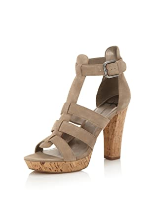HK by Heidi Klum Women's Penny Platform Sandal (Taupe)