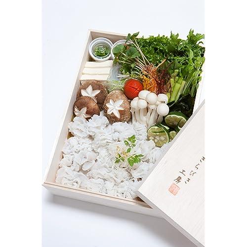 きらびき工房 鱧鍋セット (チルドタイプ、野菜などフルセットで発送)