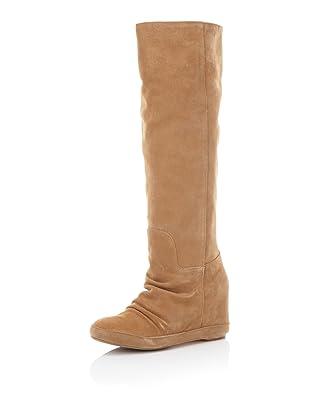 80%20 Women's Winnie Slouchy Knee-High Boot (Camel)
