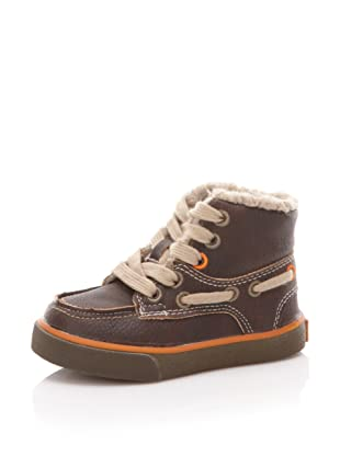 Carter's Kid's Marvin Boot (Toddler/Little Kid) (Brown)