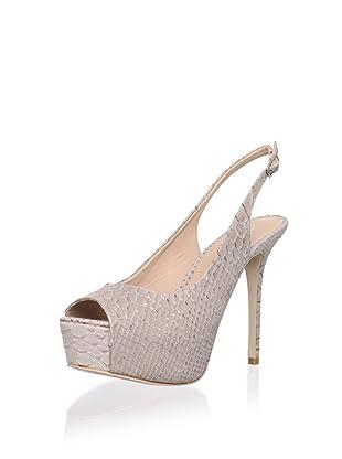 Pour La Victoire Women's Vanesa Platform Sandal (Taupe)