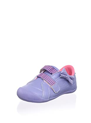 Pampili Kid's Double Strap Sneaker (Jeans)