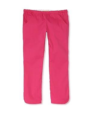 Upper School Girl's Skinny Capri Pants (Magenta)