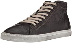 FRH studio MIDCUT LEATHER SNEAKER