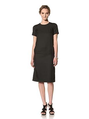 MARNI Women's Short Sleeve Dress (Black)
