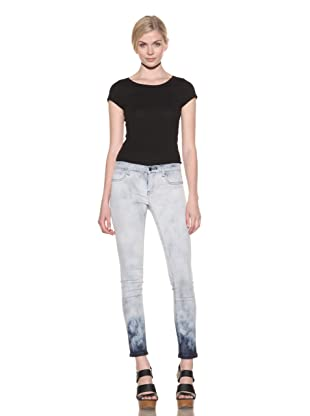 Henry & Belle Women's Ideal Super Stretch Skinny Ankle Jean (Surf)
