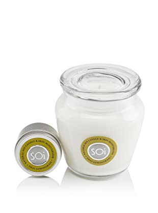 The SOi Company Thai Lemongrass 16-Oz. Jar Candle & Travel Tin