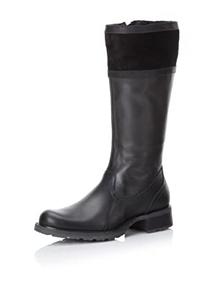 Sebago Women's Saranac High Boot (Black)