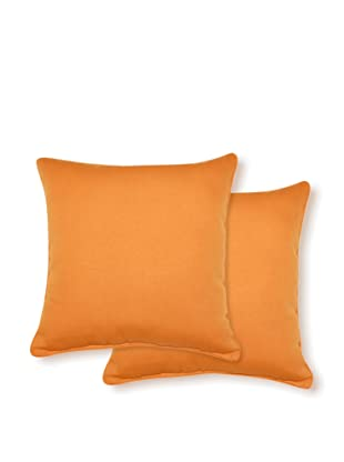 Dakota Set of 2 Solid Pillows
