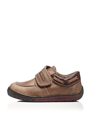 Pablosky Toddler/Youth 6466 Sneaker (Tomcat Mink)