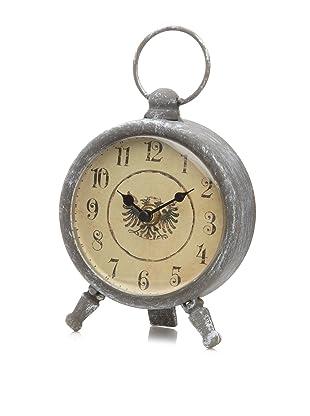 A&B Home Circle Numeric Clock
