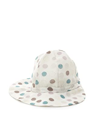 MARNI Women's Polka-Dot Hat (Frost Green)