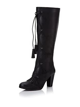 Plenty by Tracy Reese Women's Alexia Knee-High Boot (Black)