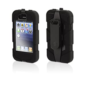 GRIFFIN Survivor Survivor + Beltclip for iPhone 4, GRF-SRVVR/BC-IP4