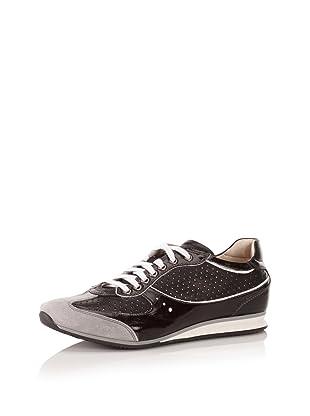 Bacco Bucci Men's Gagan Sneaker (Black)