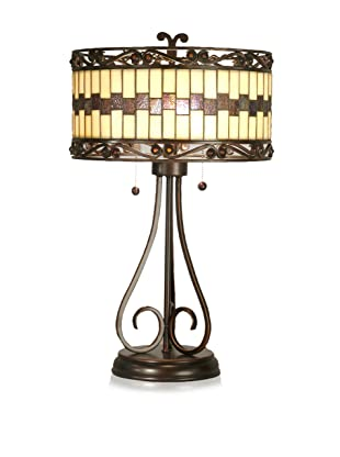 Dale Tiffany Giuseppe Table Lamp