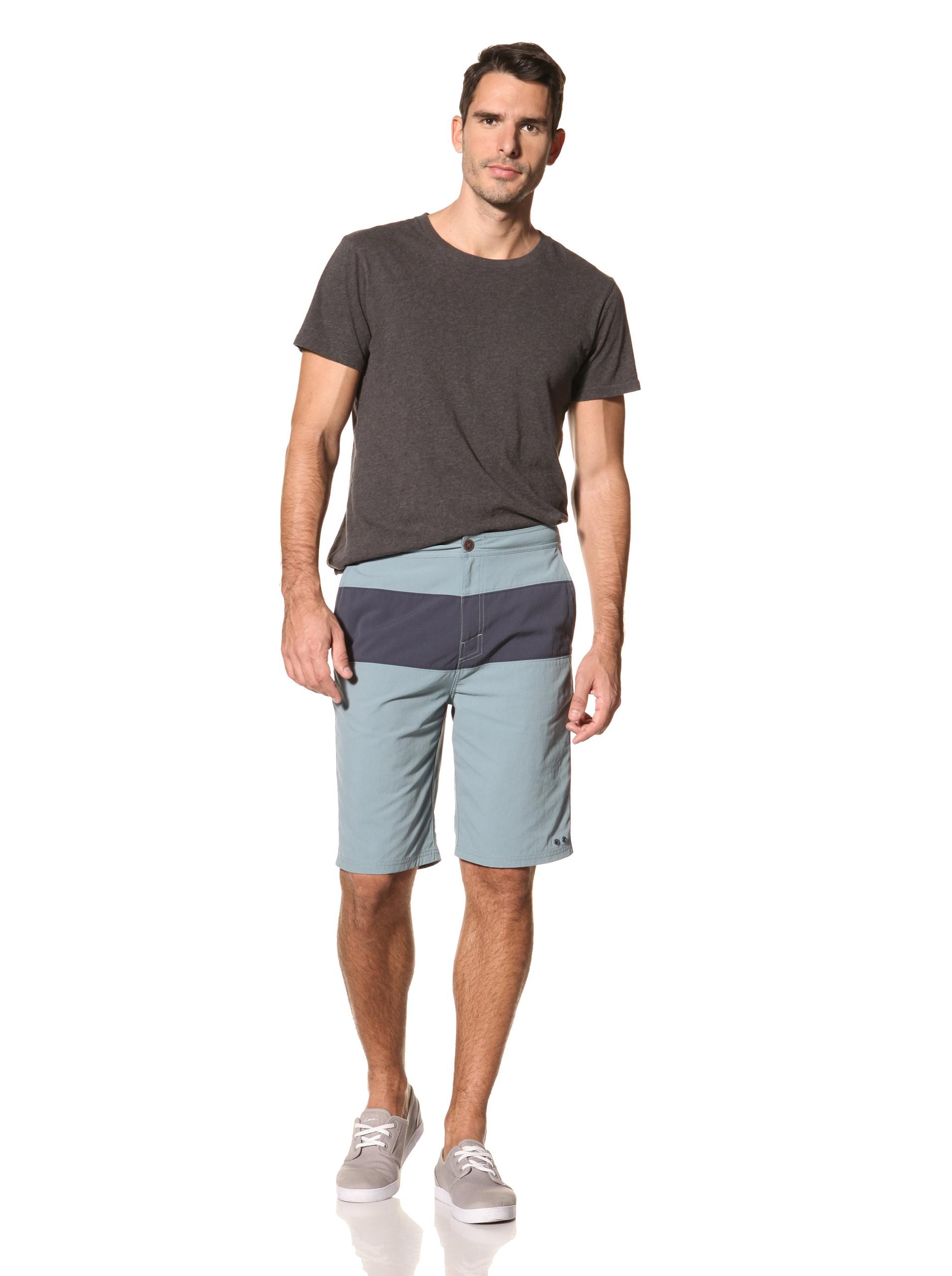 nüco Men's Utility Shorts (Marine)