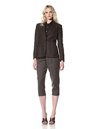 Billy Reid Women's Riding Blazer (Brown)