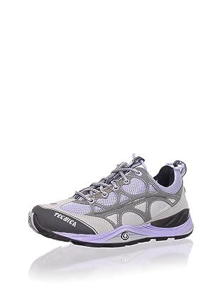 Tecnica Women's Viper II Low Trail Runner (Grey/Violet)