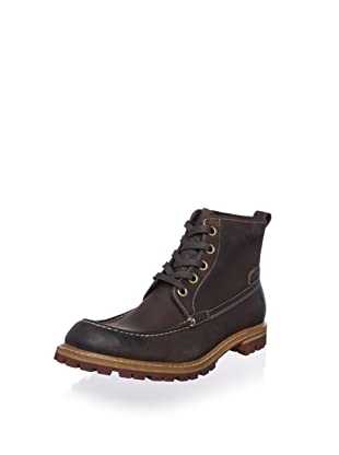John Varvatos Star USA Men's Eriksen Boot (Dark Brown)