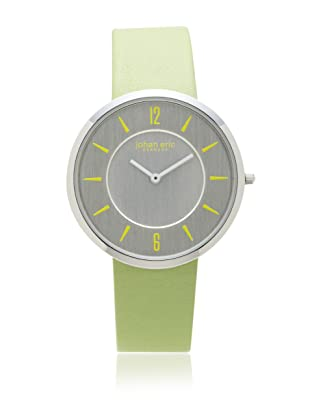Johan Eric Women's JE5001-04-001.10 Vejle Slim Green Leather Watch