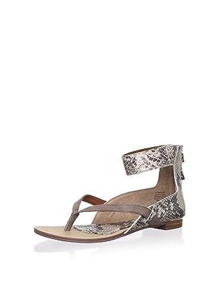 Boutique 9 Women's Paralee Sandal (Natural/Multi/Grey/Reptile)