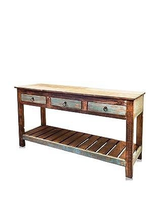 Reclaimed Wood Furniture Ventura Sofa Table