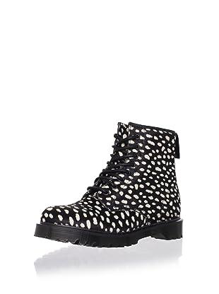 Dr. Martens Women's 1460 8-Eye Boot (Black Topos)