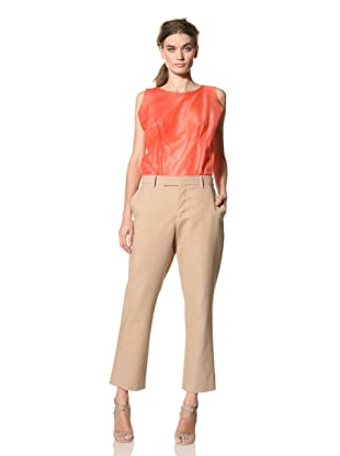 MARNI Women's Straight Pant (Sesame)