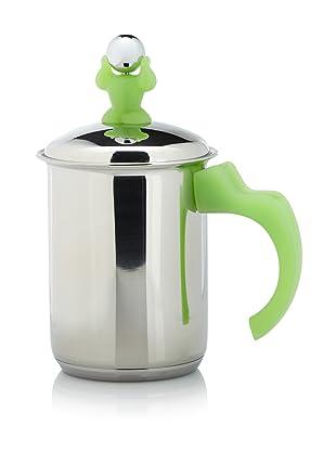 Mepra Cappuccino Creamer (Verde Acido)