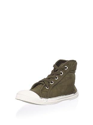 Bensimon Kid's High-Top Sneaker (Mordore)