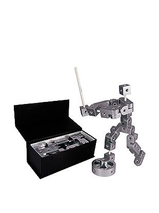 Playable Metal Pose (Model P), Iron Grey
