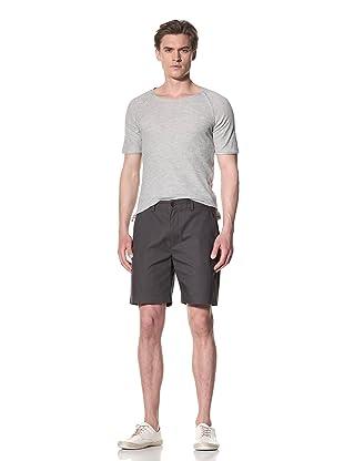 Rogan Men's Rikov Raglan Short Sleeve Tee (Mist Grey)