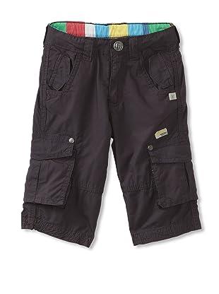 KANZ Boy's Cropped Pants (Charcoal)