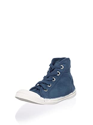Bensimon Kid's High-Top Sneaker (Turquoise)