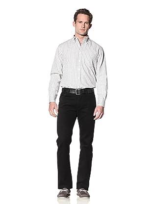 GANT Men's Soft Twill Jean (Black)