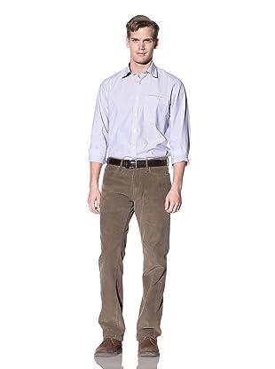 Hickey Freeman Sterling Men's Corduroy Pant (Olive)